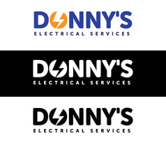 Donny's Electrical Services Logo Development