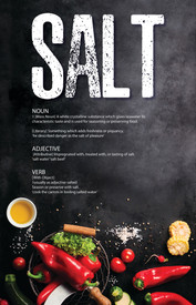 "Traditional meaning of ""Salt"" design"