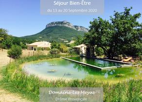 Séjour Bien-être en Drôme Provençale