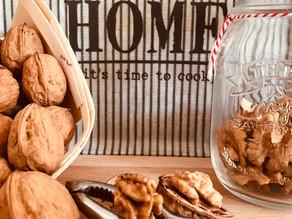 Pourquoi manger des noix toute l'année ?