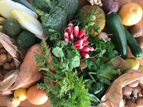 Pourquoi manger la peau de nos fruits et légumes ?