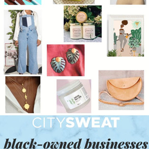 Friday Faves: Black Owned Health & Beauty Businesses