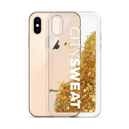 CitySweat Liquid Glitter Phone Case