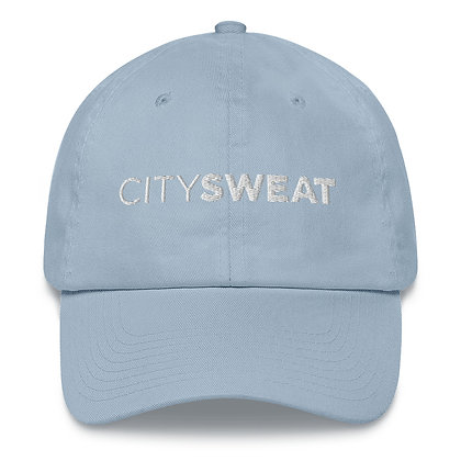 CitySweat Hat - Light Blue