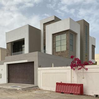 Dubai, Al Qouz Villa