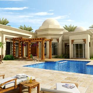 Dubai, Al Barshaa Villa 2