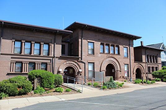 Portland Town Hall / Police Station
