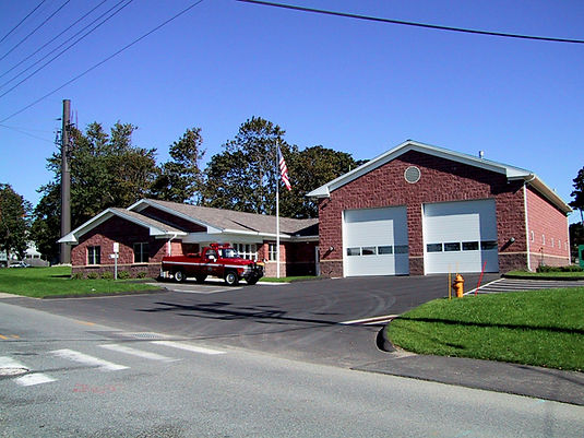 Eastern Point Fire Station
