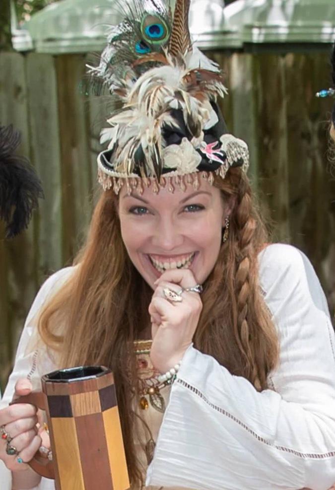 Lady Katherine Townsend