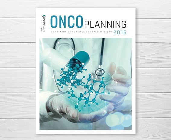 Design de Capa OncoPlanning