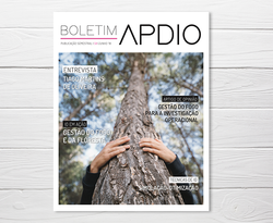 Design de capa APDIO