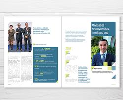 Design editorial e paginação Gescat