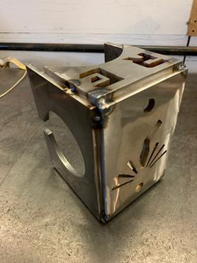 "CNC Plasma cut 1/4"" Steel Parts"