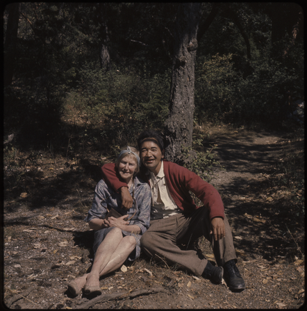 Lucy Cunningham and Carl Paul