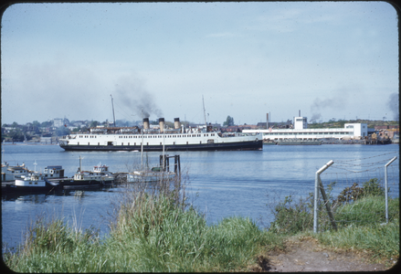 Princess Line Ship, Victoria Inner Harbour