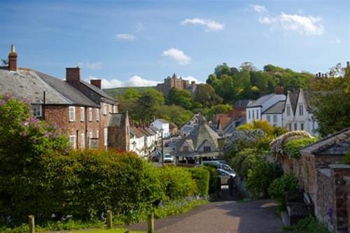 Dunster Medieval Village