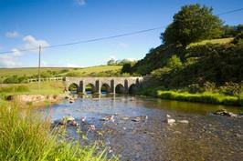 Landacre Bridge, Exmoor