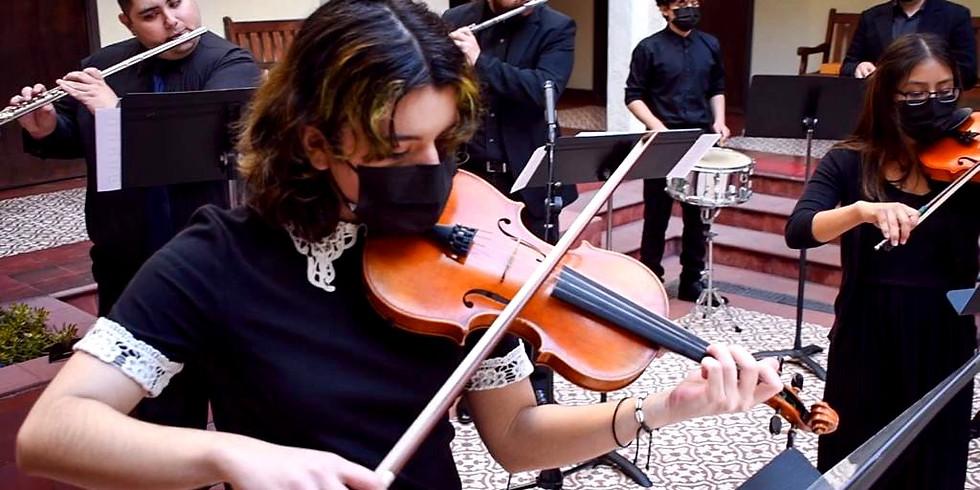 SPRING CONCERT: LAMusArt Student Ensembles