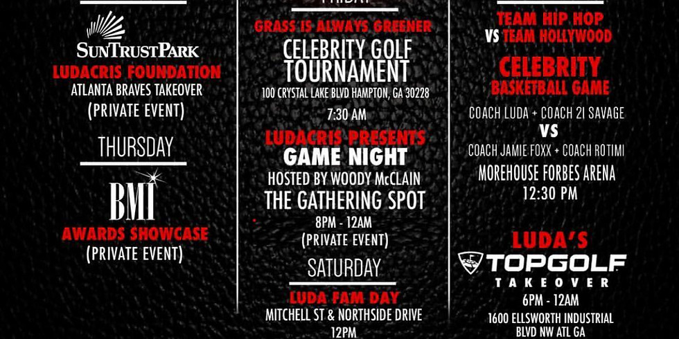 Ludacris Presents: Game Night