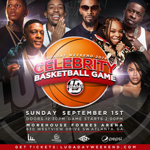 Celebrity Basketball Game