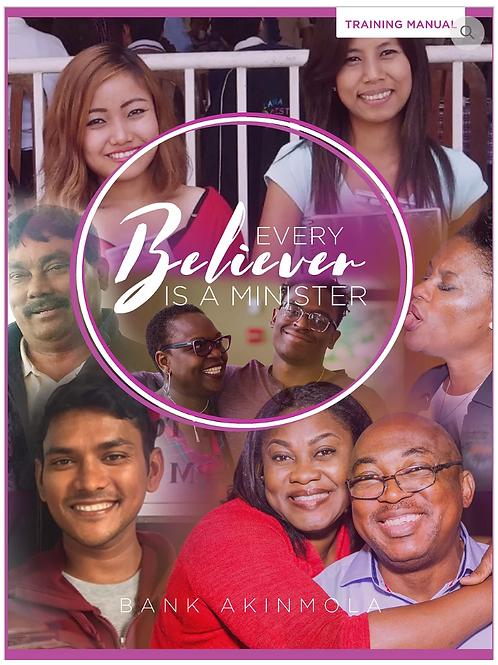 Chaque croyant est un manuel de formation de ministre