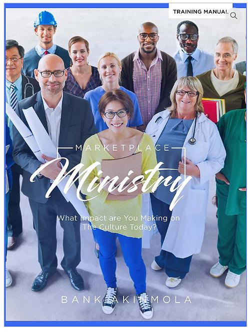 Manual de capacitación del ministerio del mercado