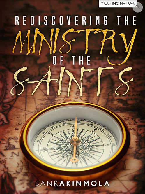 Ministry of the Saints