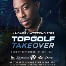 Luda's Topgolf Takeover