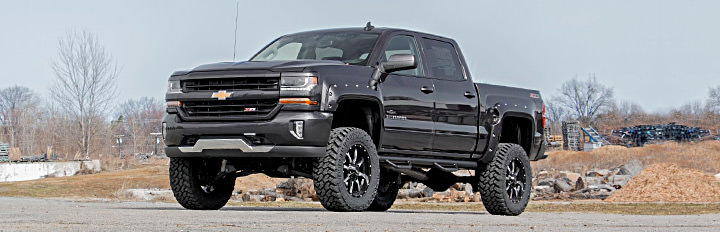 Chevrolet Lift Kit
