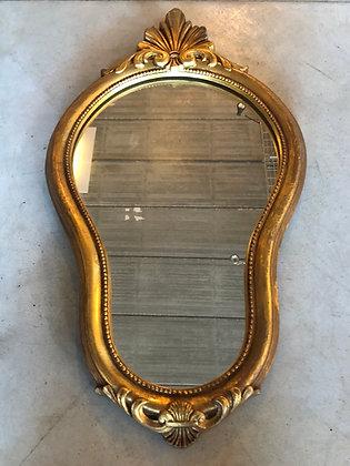 Miroir doré - 83