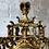 Thumbnail: Cadre en bois doré sculpté - 793