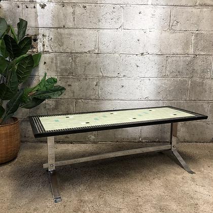 Table basse en mosaïque de céramique - C56
