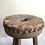 Thumbnail: Petit tabouret en bois -  636