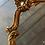 Thumbnail: Miroir doré biseauté - 82