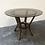 Thumbnail: Table bambou et verre fumé - S090