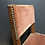 Thumbnail: Paire de chaises en  bois/velours - 276