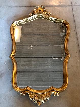 Miroir doré baroque - 84