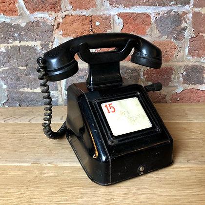 Téléphone en Bakélite Siemens - 687