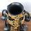 Thumbnail: Fontaine en céramique«volcanic» - C190