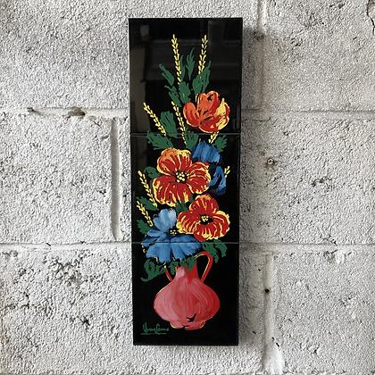 Tableau mural en céramique - S914