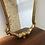 Thumbnail: Miroir en bois doré baroque - S022