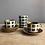 Thumbnail: Set de 4 tasses/4 sous-tasses BOCH Bernadette - S316