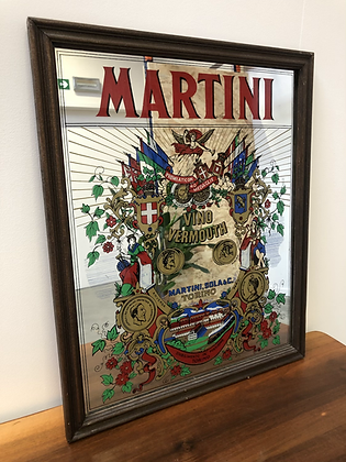 Miroir publicitaire MARTINI - C183