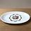 Thumbnail: Assiette ovale de présentation en porcelaine - C367