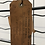 Thumbnail: Porte bouteilles mural en métal -S148
