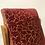 Thumbnail: Fauteuil vintage en velours - C179
