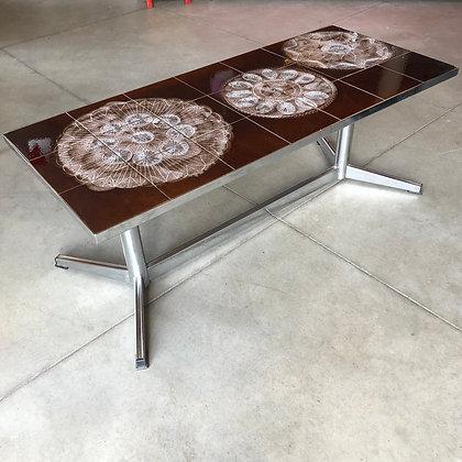 Table basse carreaux de céramique - 805