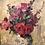 Thumbnail: Huile sur toile signée - C234