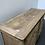 Thumbnail: Meuble 2 portes en bois aérogommé - S390