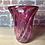 Thumbnail: Vase en cristal Val Saint Lambert - 590